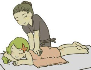 Mais Bem-Estar - massagem