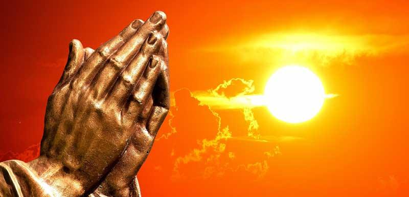 orar ou rezar